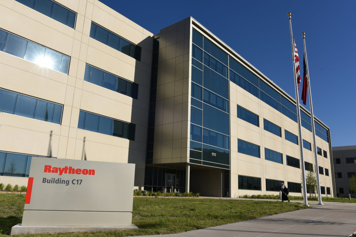 Raytheon Office