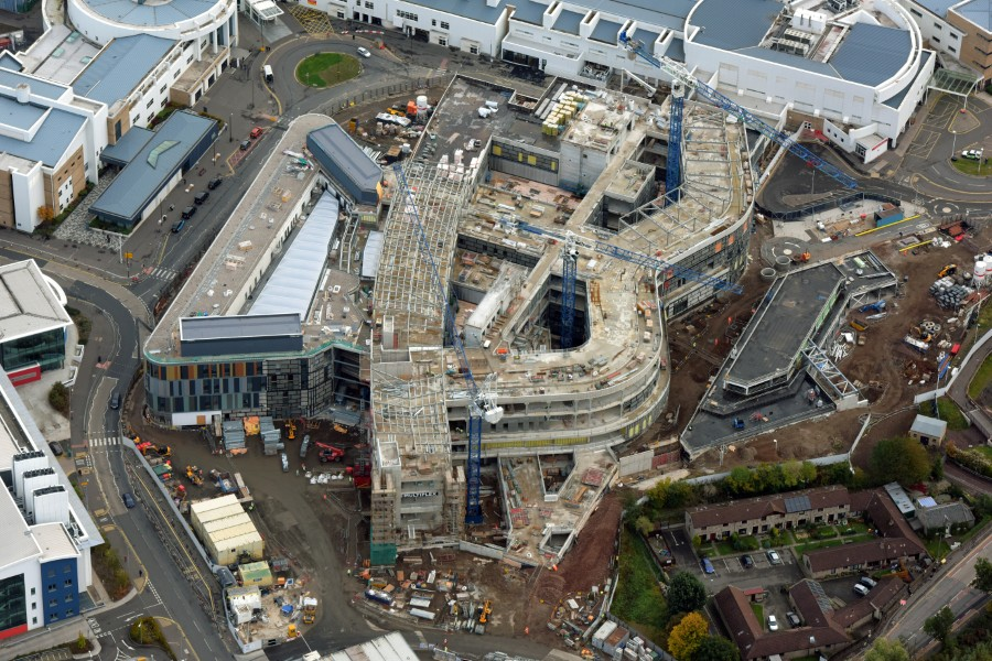 New Sick Kids Hospital, Edinburgh
