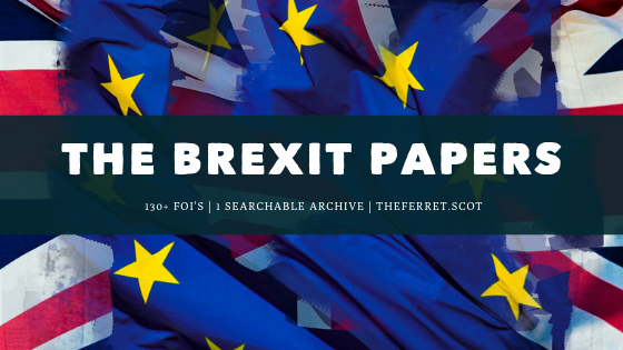 Brexit papers