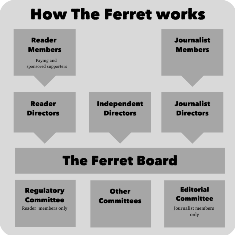 How The Ferret works